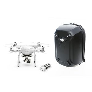 DJI Phantom 3 Advanced 2.7K dron + Extra Battery + Hardshell Backpack ruksak