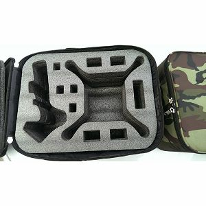 DJI Phantom Backpack camouflage for all Versions Phantom 1 , Phantom 2 , Phantom FC40 , Phantom Vision+ , Walkera QR x350 PRO