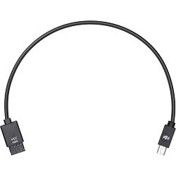DJI Ronin-S Spare Part 12 Multi-Camera Control Cable Mini USB (CP.RN.00000019.01)