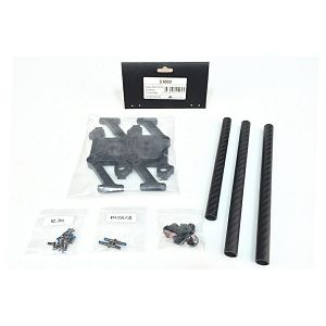 DJI S1000 Spare Part 52 Premium Gimbal Damping Connecting Brackets, DJI S1000 Part 52