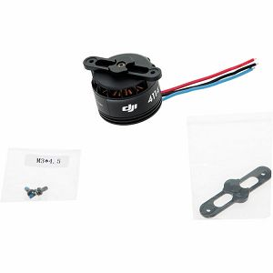 DJI S1000 Spare Part 54 Premium 4114 Motor with black Prop cover