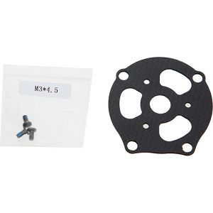 DJI S900 Spare Part 10 Motor Mount Carbon Board For DJI Spreading Wings S900 Hexacopter dron Professional Aircraft multi-rotor
