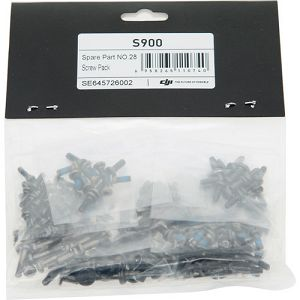 DJI S900 Spare Part 28 Screw Pack For DJI Spreading Wings S900 Hexacopter dron Professional Aircraft multi-rotor