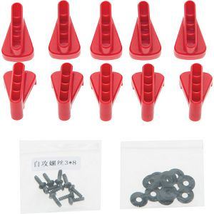 DJI S900 Spare Part 3 Lock Knob For DJI Spreading Wings S900 Hexacopter dron Professional Aircraft multi-rotor