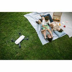 DJI Spark Alpine White 50km/h bijeli dron za snimanje iz zraka s 2-axis gimbal stabilizatorom i 12MP kamerom