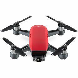 DJI Spark Lava Red 50km/h crveni dron za snimanje iz zraka s 2-axis gimbal stabilizatorom i 12MP kamerom