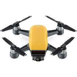 DJI Spark Sunrise Yellow 50km/h žuti dron za snimanje iz zraka s 2-axis gimbal stabilizatorom i 12MP kamerom