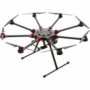 DJI Spreading Wings S1000+ Octocopter dron Professional Aircraft multi-rotor