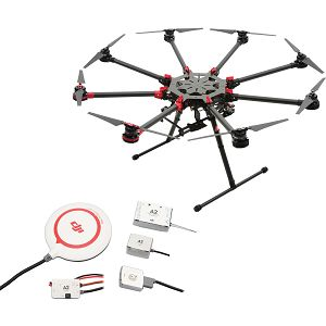 DJI Spreading Wings S1000+ & A2 Flight Controller Combo Octocopter dron Professional Aircraft multi-rotor