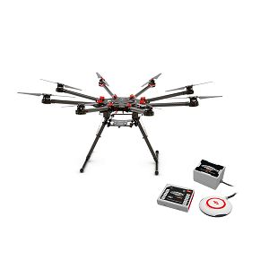 DJI Spreading Wings S1000+ & WKM Combo WooKong-M Flight Control System Octocopter dron Professional Aircraft multi-rotor