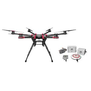 DJI Spreading Wings S900 + A2 Flight Controller Combo dron Professional Aircraft multi-rotor Hexacopter