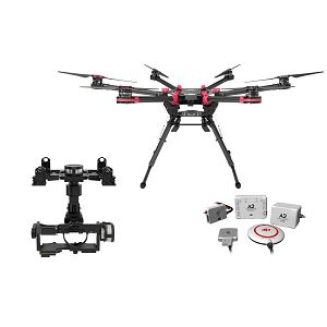 DJI Spreading Wings S900 + A2 Flight Controller + Zenmuse Z15 N7 Gimbal Combo dron Professional Aircraft multi-rotor Hexacopter A2 Zenmuse Nex-7 Gyroscope