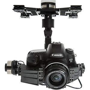 DJI Z15 5D MARK III Zenmuse 3-Axis Gimbal Gyroscope for Canon 5D III