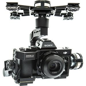 DJI Z15 A7 Zenmuse 3-Axis Gimbal Gyroscope for Sony a7S / a7R