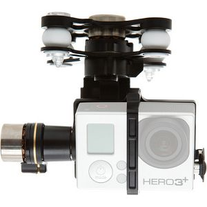 DJI Zenmuse H3-3D Standard Gimbal for GoPro HERO3/3+ (Standard) gyroscope zenmuse