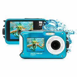 Easypix GoXtreme Reef blue podvodni vodonepropusni digitalni fotoaparat do 3m Waterproof digital camera