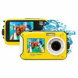Easypix GoXtreme Reef yellow podvodni vodonepropusni digitalni fotoaparat do 3m Waterproof digital camera