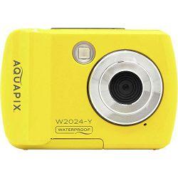 Easypix W2024 Splash yellow žuti podvodni vodonepropusni digitalni fotoaparat (10067)