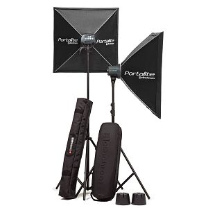 Elinchrom D-Lite RX ONE Set Softbox Portalite