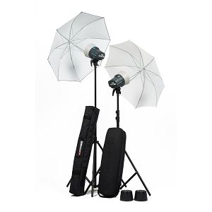 Elinchrom D-Lite RX ONE Set Umbrella