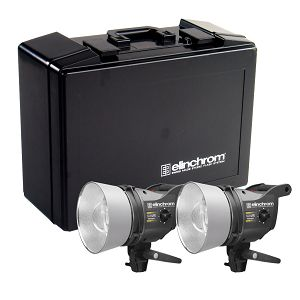 Elinchrom Zoom Scanlite Halogen Set 2