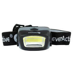 EverActive HL-150 LED 3W COB Flashlight Waterproof vodootporna lampa