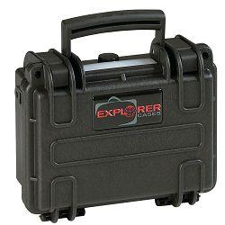Explorer Cases 1908 Black 216x180x102mm kufer za foto opremu kofer Camera Case