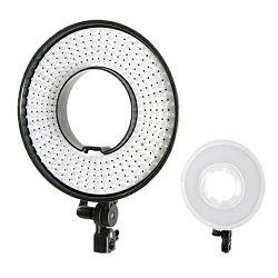 Falcon Eyes Bi-Color LED Ring Lamp Dimmable DVR-300DVC on 230V kontinuirana kružna rasvjeta