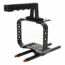 Falcon Eyes Camera Cage CG-C4 for Blackmagic kavez stabilizator s ručkom za video snimanje