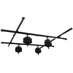 Falcon Eyes Ceiling Rail System B-3030C 3x3m including 4 Pantographs sustav stropnih nosača za studijske bljeskalice i rasvjetu