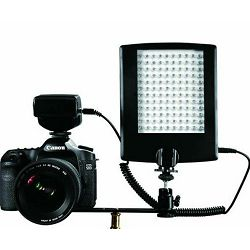 Falcon Eyes DV-120FV LED Lamp with Flash on Penlite