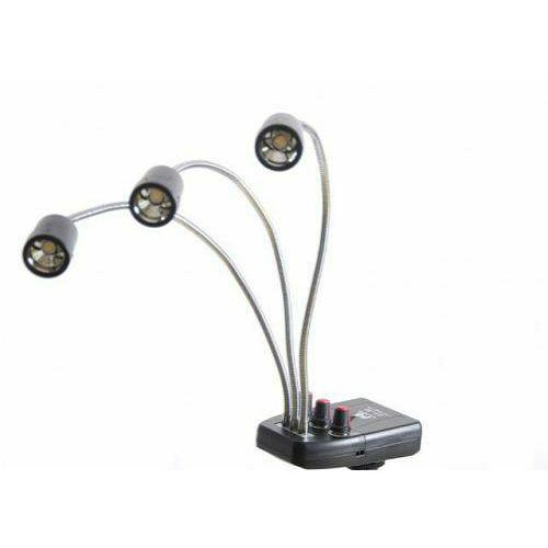 Falcon Eyes DV-3B Macro LED Lamp on Penlite
