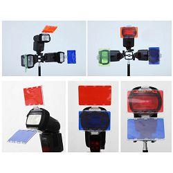 Falcon Eyes gel filter photogel CFA-30K set od 30 gelova za bljeskalice