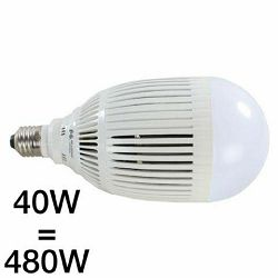 Falcon Eyes LED Daylight Lamp 40W E27 ML-LED40F žarulja dnevno svijetlo