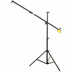 Falcon Eyes Light Boom Arm + Light Stand + Counterweight LSB-2 108-186cm 5kg aluminijski studijski stalak s utegom i produljenom rukom kranom za bljeskalice i utegom za protutežu