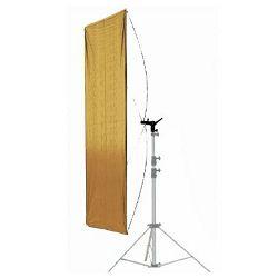 Falcon Eyes Reflector RR-3570GW Gold/White 89x178cm studijska reflektirajuća ploča