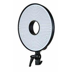 Falcon Eyes Ring LED Lamp Bi-Color Dimmable DVR-630DVC on 230V kontinuirana kružna rasvjeta