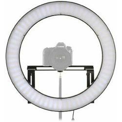 Falcon Eyes Ring LED Lamp Bi-Color Dimmable DVR-512DVC on 230V kontinuirana kružna rasvjeta