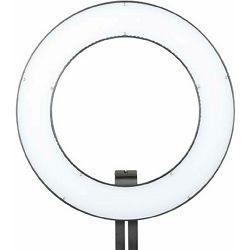 Falcon Eyes Ring LED Lamp Bi-Color Dimmable DVR-384DVC on 230V kontinuirana kružna rasvjeta