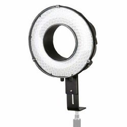 Falcon Eyes Ring LED Lamp Set Dimmable DVR-240DF on Penlite/230V kontinuirana kružna rasvjeta