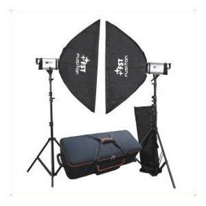 FST Studio flash set KST-2300ABMC 2x300 Ws komplet studijska rasvjeta + softbox + torba