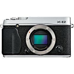 FUJI FINEPIX X-E2 Body Fujifilm silver