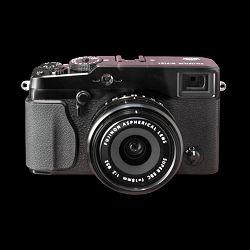 FUJI FINEPIX X-PRO 1 KIT 18mm Fujifilm XF18mm F2 R 18mm fixed, 16MP APS- Trans CMOS, 3.0