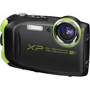 Fuji FinePix XP80 Graphite Black Fujifilm XP-80 crni digitalni fotoaparat 5x 16m CMOS (Smart FSI) 2.7