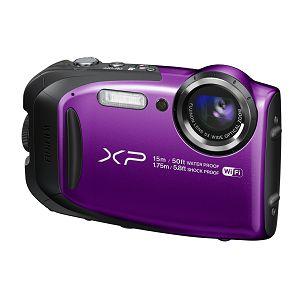 Fuji FinePix XP80 Purple Fujifilm XP-80 ljubičasti digitalni fotoaparat