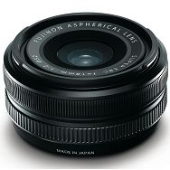 Fujifilm XF 18mm F2 R širokokutni objektiv fiksne žarišne duljine Fuji Fujinon 18 2.0 R wide angle prime lens