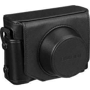 Fuji LC-X30 Premium Leather Case Black (X30) Fujifilm