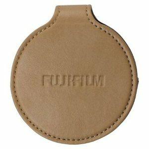 Fuji LHC-X10 Lens Hood Case Beige Fujifilm