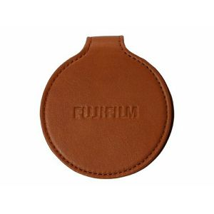 Fuji LHC-X10 Lens Hood Case Light Brown Fujifilm