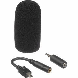Fuji MIC-ST1 Microphone (X-E1, X-E2, X-20, X100S, X-S1, HS50) Fujifilm